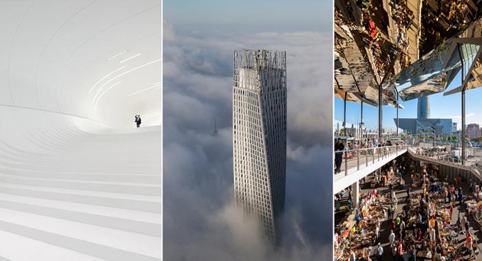 Лучшие фотографии архитектуры в 2014 году.