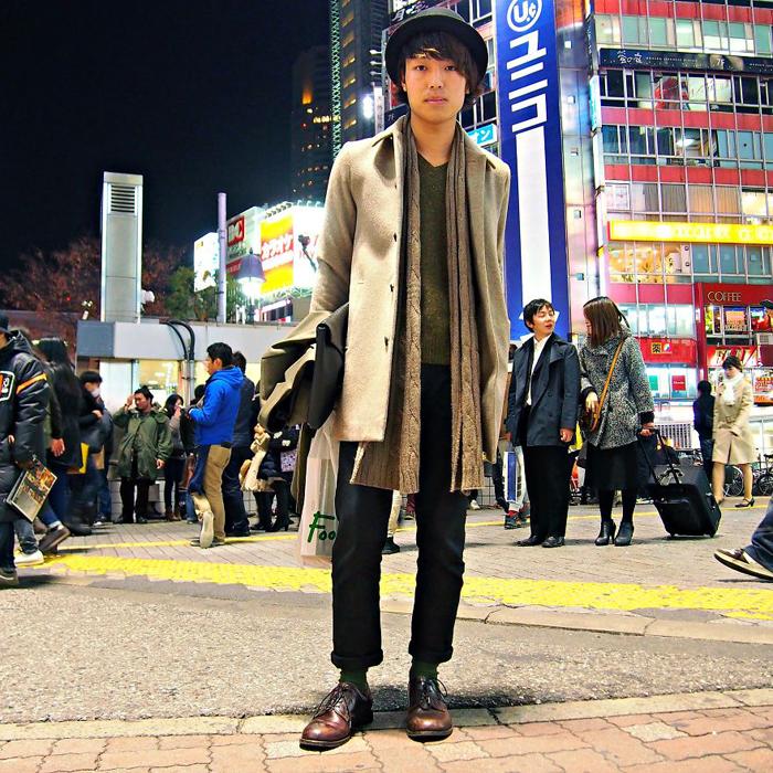 Матумото Кунсуке, студент. Токион, Япония.