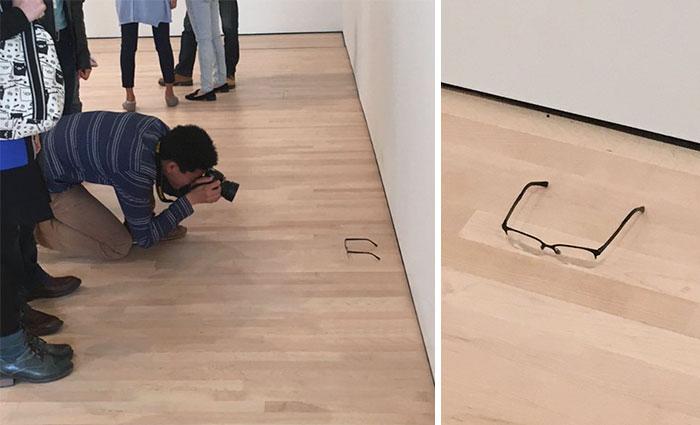 Современное искусство или просто предмет?