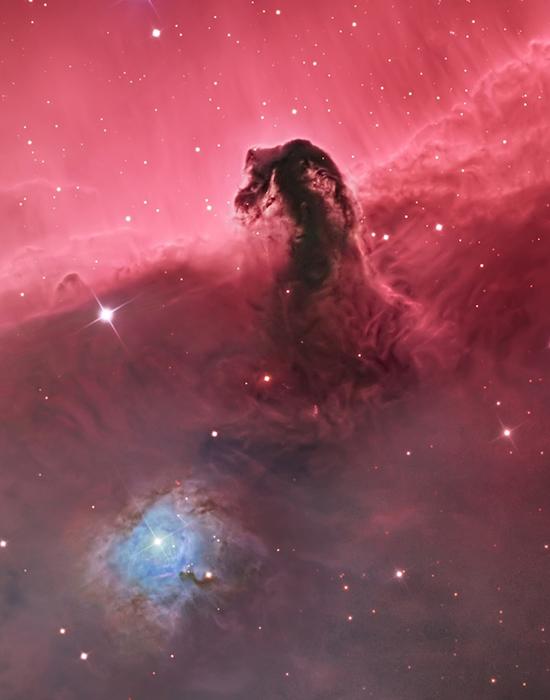 Туманность Конская Голова (IC 434)  - Билл Снайдер (Bill Snyder) из США.