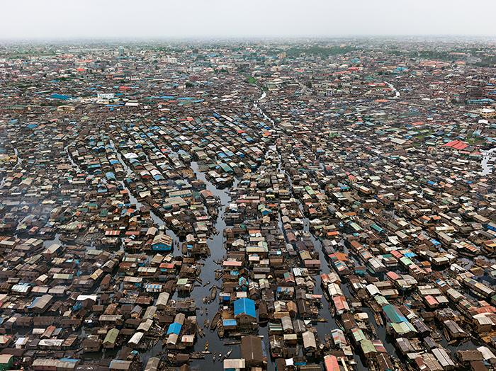 Макоко, Лагос, Нигерия, 2016 год.