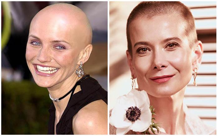 Актрисы, согласившиеся распрощаться со своими волосами ради новой роли.