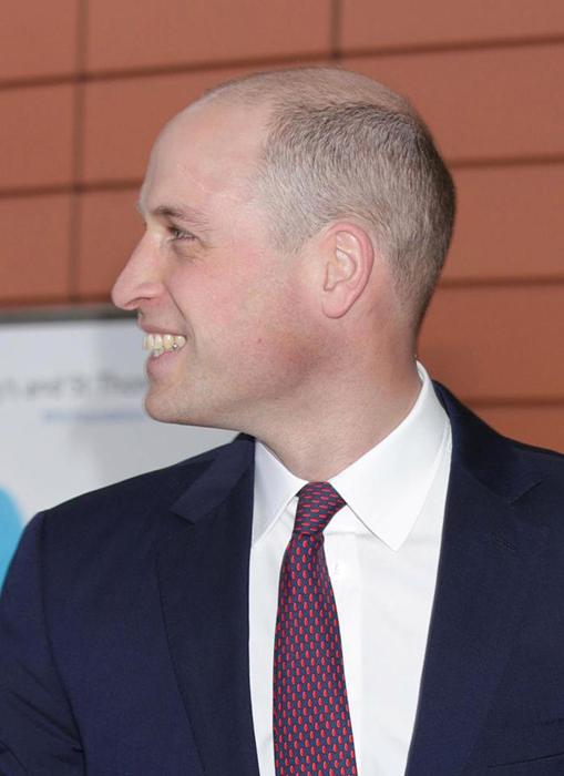Так коротко еще не подстригали ни одного члена королевской семьи.