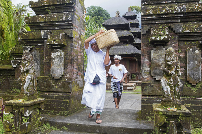 Новые правила поведения для туристов на острове Бали.