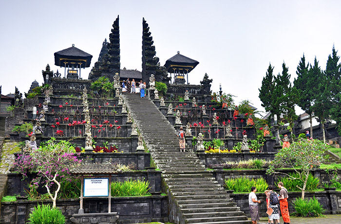 Храмы на Бали.