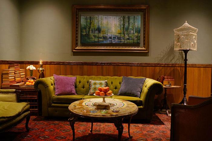 Гостиные, где хочется проводить вечера.