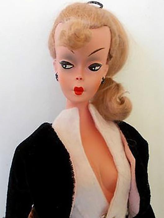 Кукла Лилли, ставшая прототипом Барби.