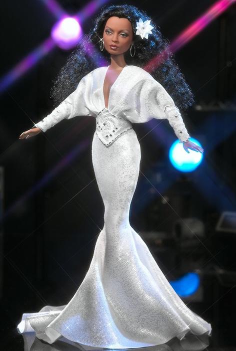 Кукла Дайаны Росс была выпущена фирмой  Mattel в 2003 году.