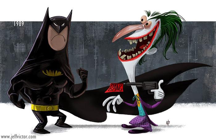 Бэтмен, 1989.