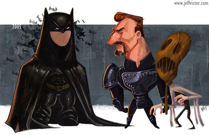 Бэтмен: Начало, 2005.