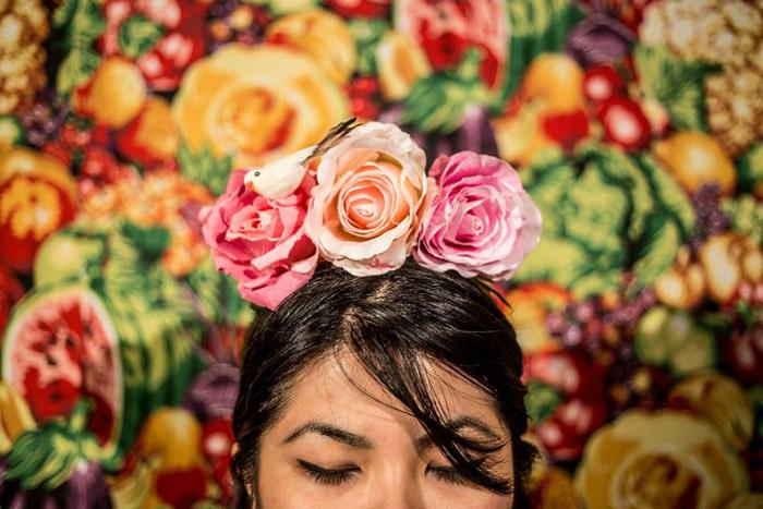 Проект, вдохновленный мексиканской художницей.