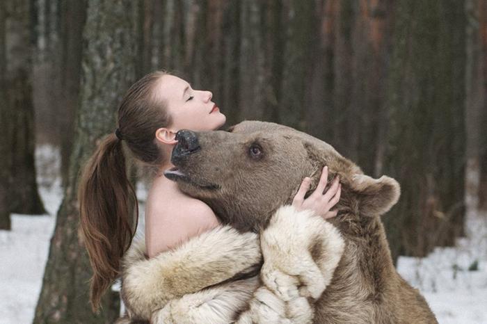 В объятиях. Фото: Ольга Баранцева.