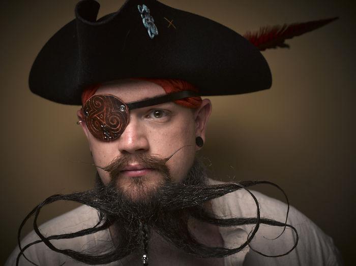 Настоящий пират. Фото: Greg Anderson.