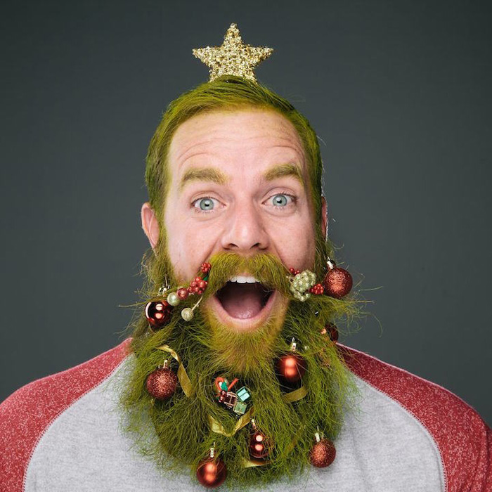 Тhe 12 Beards of Christmas.