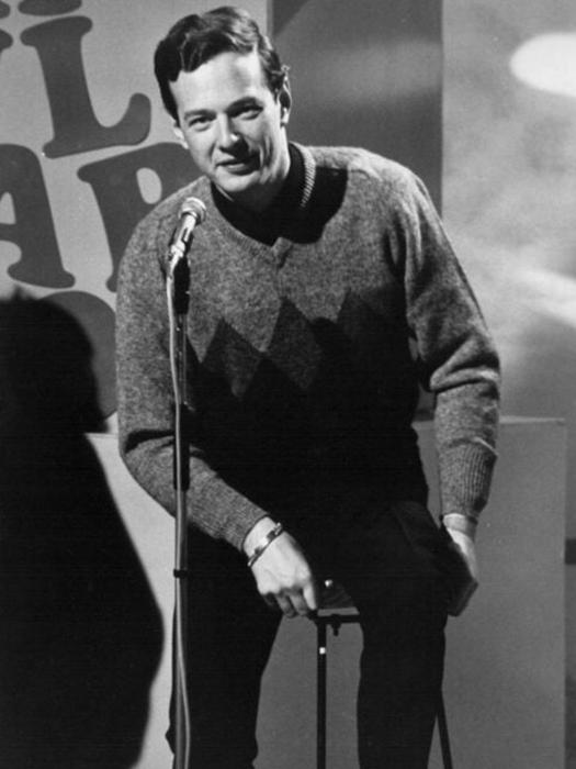 Менеджер битлов Брайан Эпстайн, 1965 год.