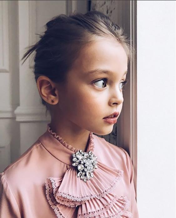 За пятилетнюю карьеру модели у Ани уже имеется огромное портфолио.  Instagram annapavaga.