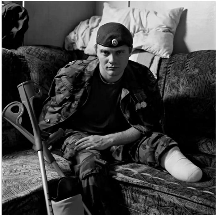 Капитан Андрей Пелихов.