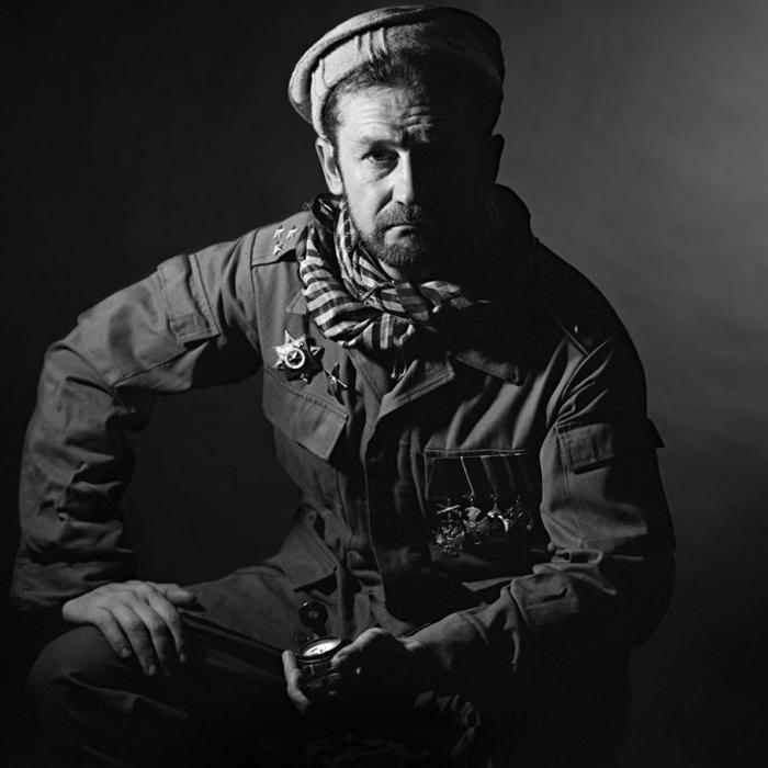 Полковник Александр Мусиенко, ГРУ. Воевал в Афганистане, Таджикистане и Чечне. Во время своей почти 20-летней службы участвовал в более чем 150 сражениях.