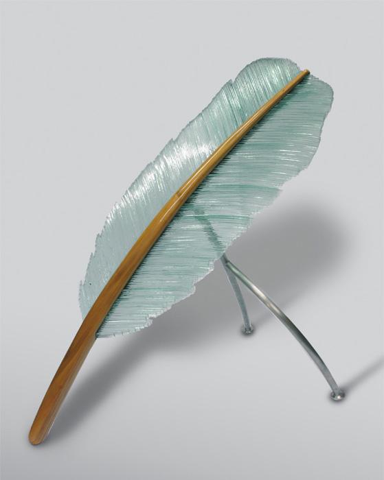 Скульптура The Plucked от Бена Йанга