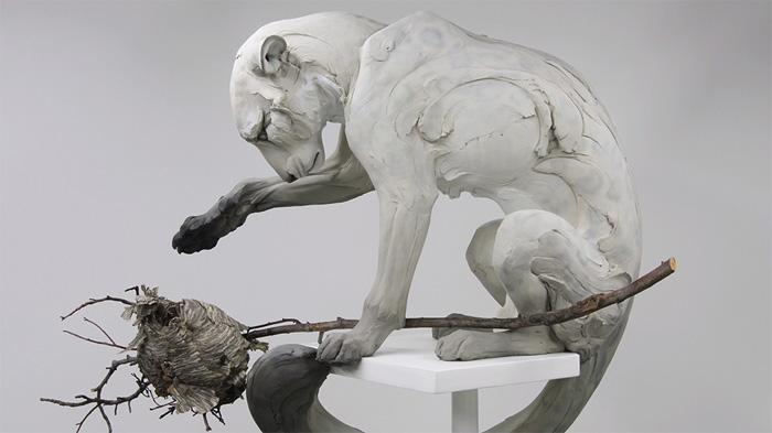 Дикие животные. Автор работы: Beth Cavener.