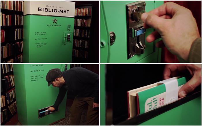 Библио-мат: старый и необычный.