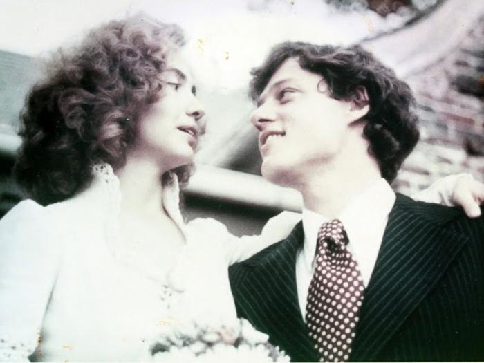 Фотографии со свадьбы, 1975г.