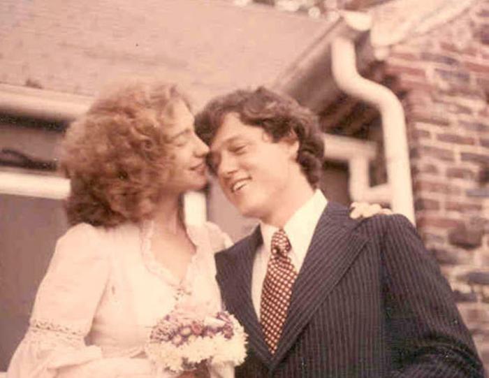 Свадебные фотографии, 1975г.