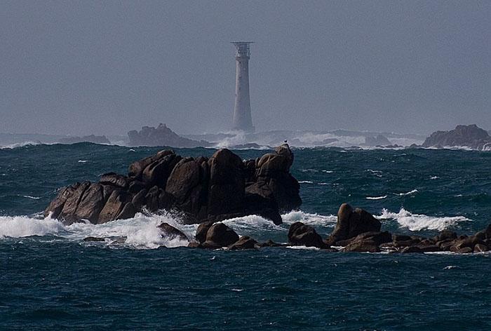 Английский маяк.