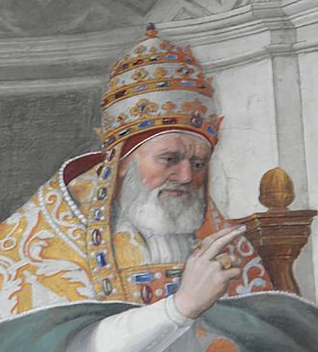 Папа Римский Григорий IX.