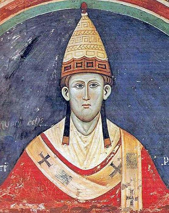 Папа Римский Иннокентий III.