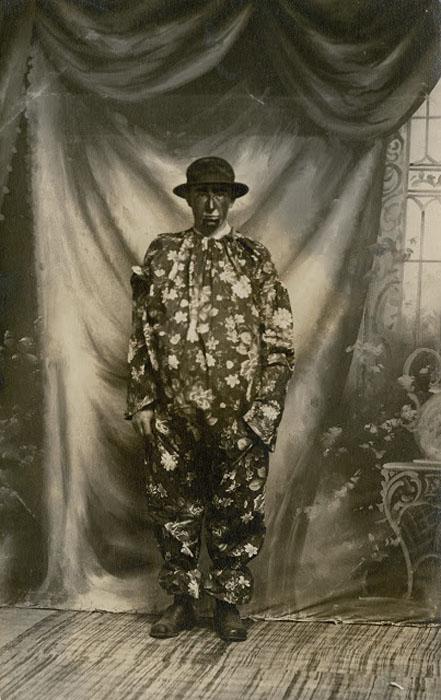 Фотографии из коллекции Жан-Мари Донат.