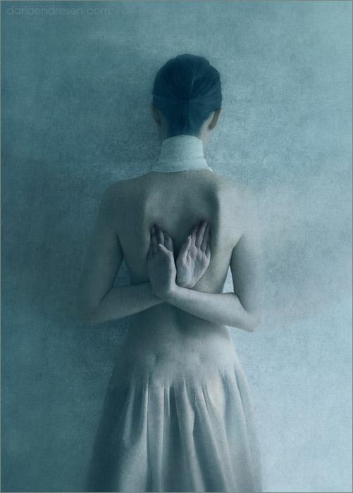 Голубое. Автор: Daria Endresen.