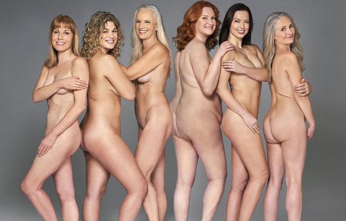 Шесть смелых женщин.