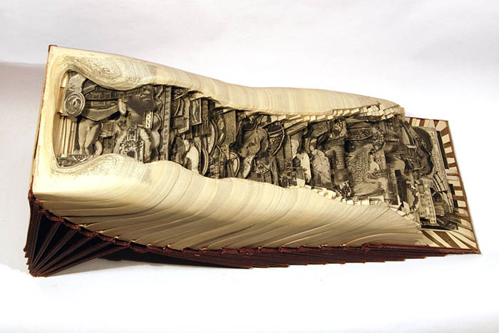 Невероятно сложные работы Брайана Деттмера.