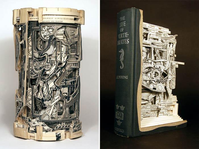 Работы Брайана Деттмера отличает чрезвычайная детализированность.