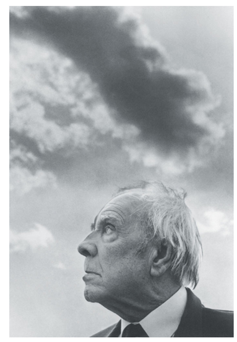 Хорхе Луис Борхес, Палермо, Италия, 1984г.
