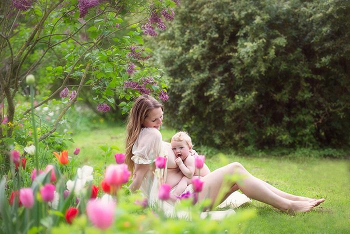 Проект Walks of Motherhood. Автор фото: Tammy Nicole.