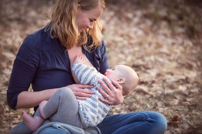 Мама и ее ребенок. Автор фото: Tammy Nicole.
