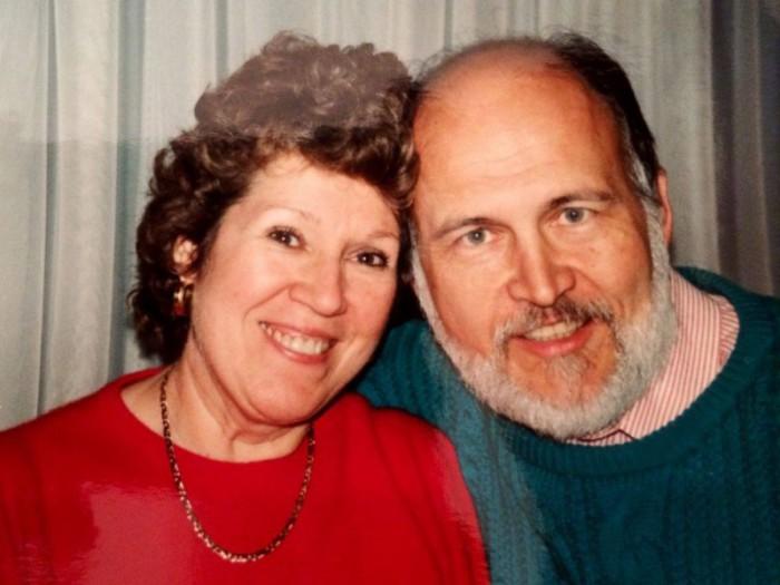 Крис и Билл познакомились в 1974 году.