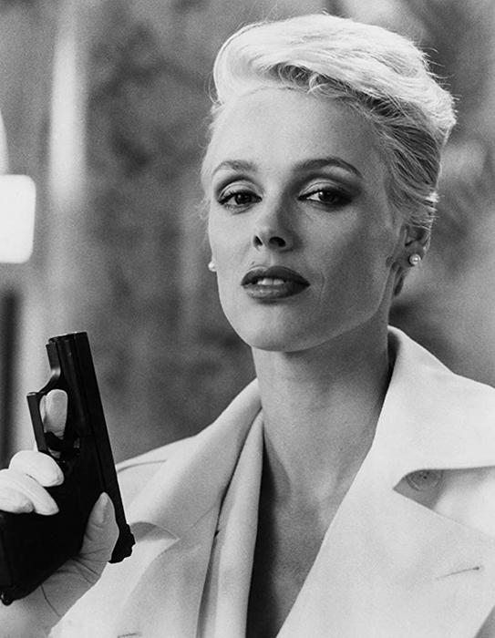 Бригитта Нильсен в фильме Beverly Hills Cop II (1987).