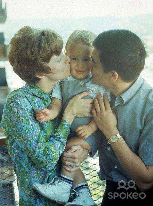 Семейный фотоархив Брюса и Линды Ли.