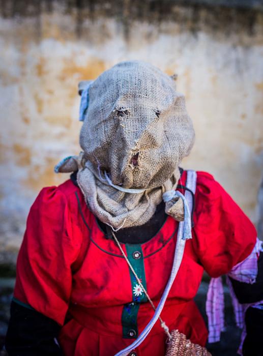 В празднике участвуют как взрослые, так и дети. Фото: Zsolt Repasy.