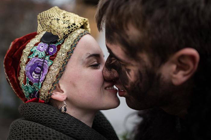 В праздновании принимают участие хорваты-шокцы. Фото: Zsolt Repasy.