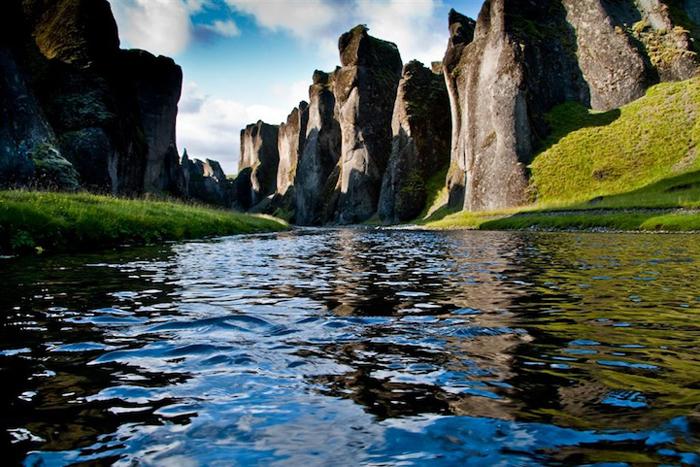 Cамый красивый в мире каньон.