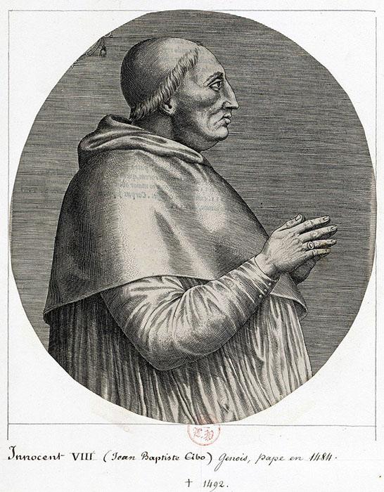 Папа Римский Иннокентий VIII.