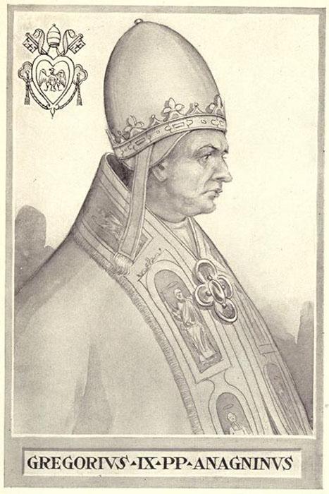 Римский Папа ГригорийIX.