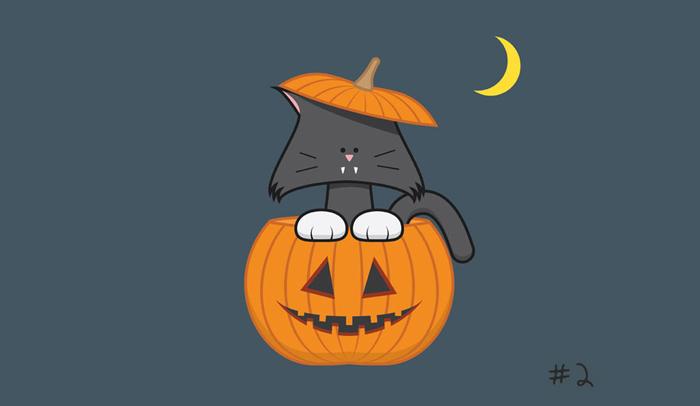 С Хеллоуином!  Авторы: Matt Hayward & Paul Flood.