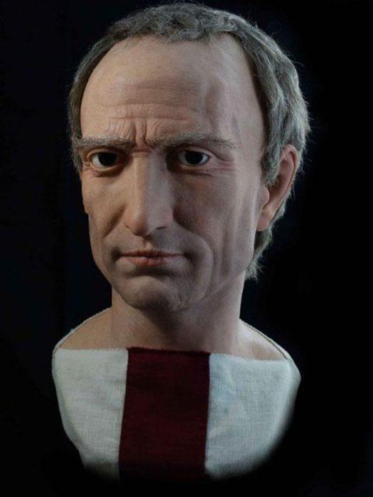 Юлий Цезарь.