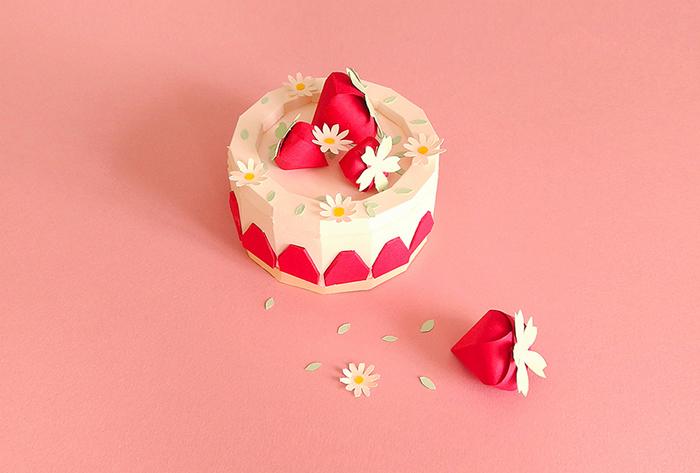 Лучшие десерты приготовлены из лучшей бумаги!