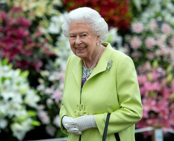 Шоу в Челси проходит под патронажем королевы.